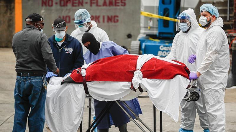 Identifikohen 22 vatra të reja, mbi 2,300 persona humbin jetën nga koronavirusi në SHBA