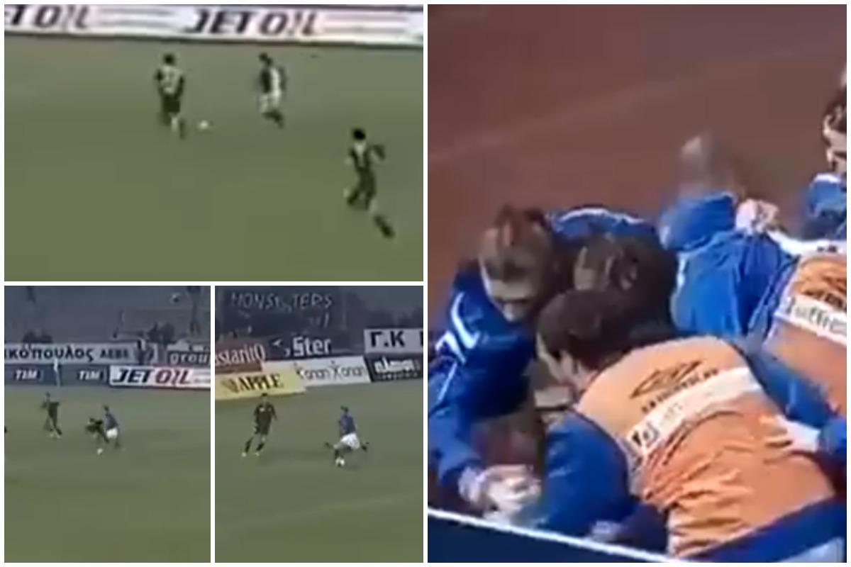VIDEO/ Vallëzim dhe gol fitoreje: Nuk është Leo Messi, por Indrit Fortuzi!