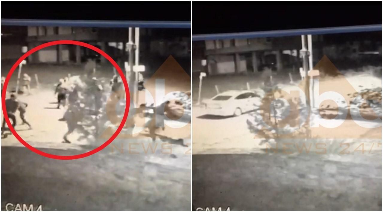 """VIDEO/ Nga sytë këmbët, policia """"terrorizon"""" të rinjtë që thyen karantinën në grup"""