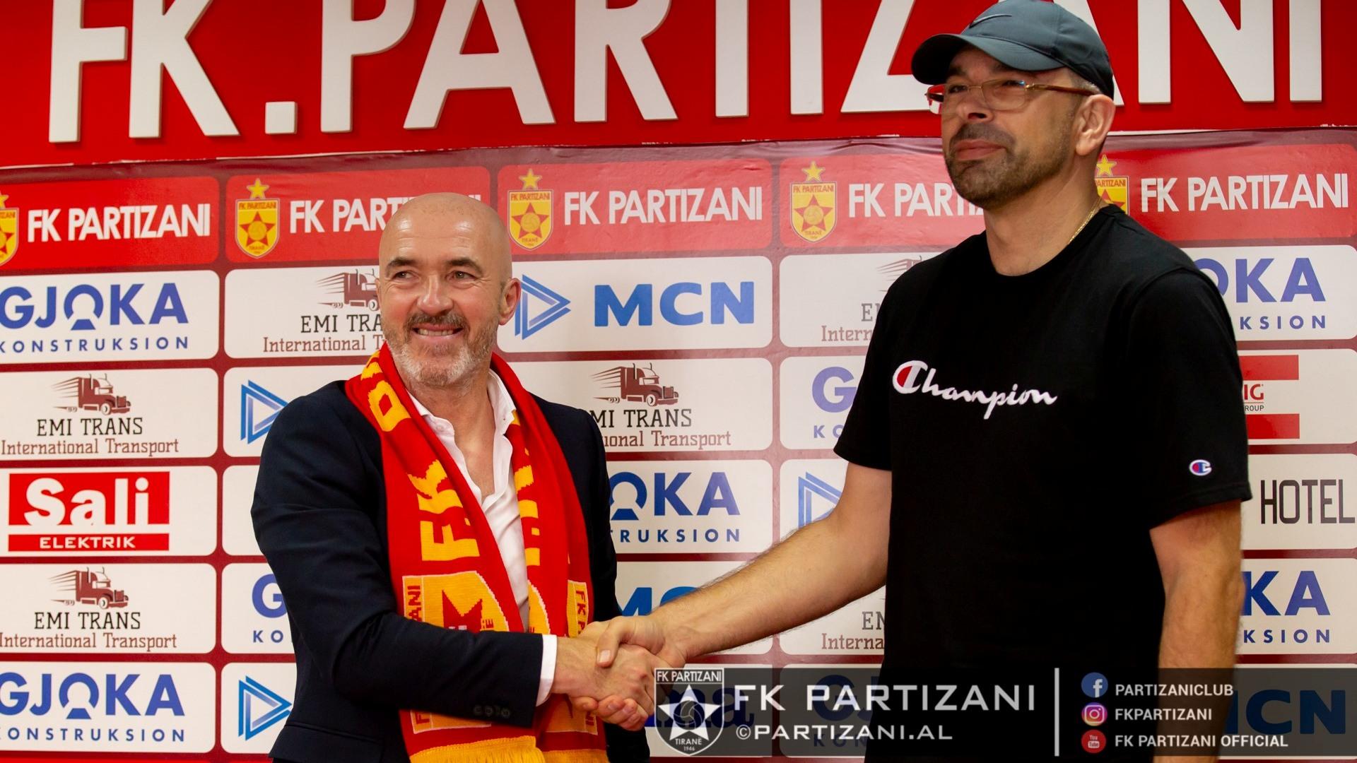 Lerda m***: Dy ish-lojtarët e Partizanit qeshin dhe tallen me ish-trajnerin live në Instagram