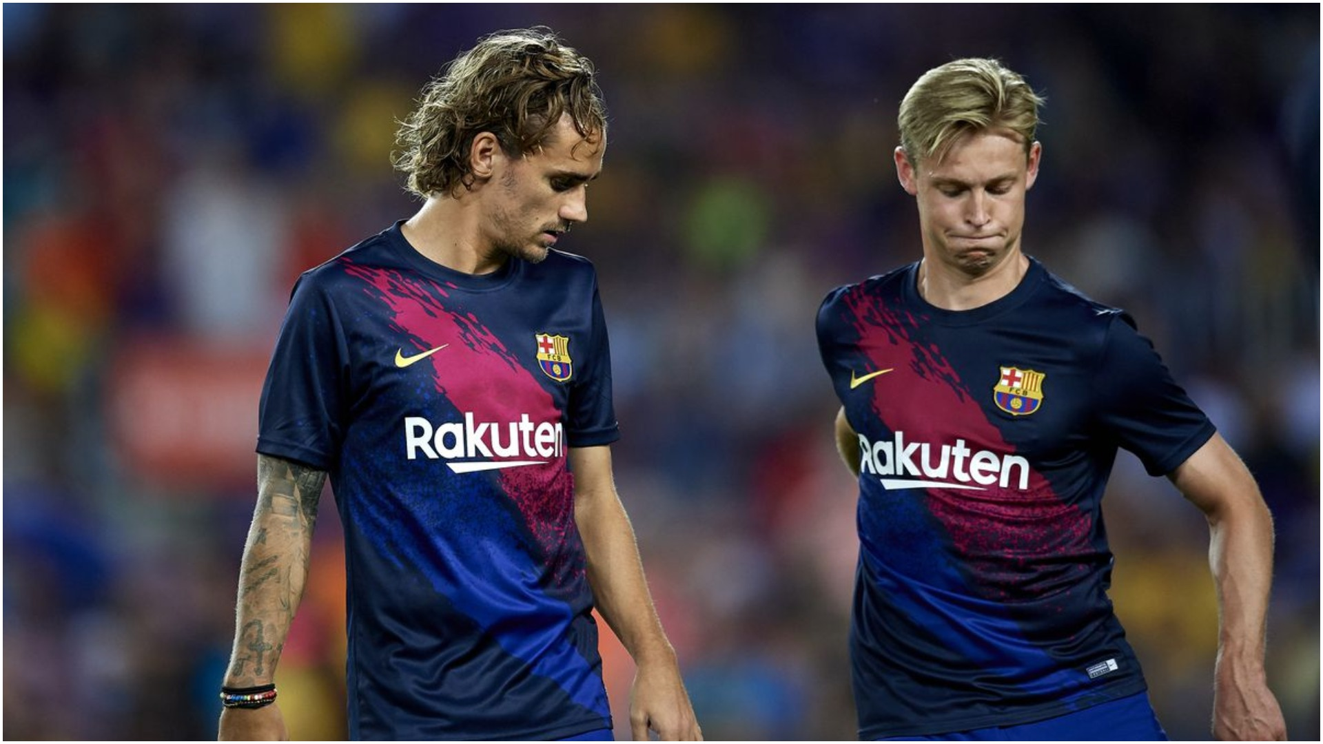 Griezmann: Kemi dhe 11 finale, do të udhëheq Barcelonën drejt titullit!