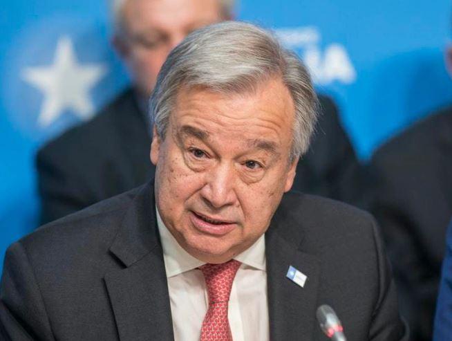 Shefi i OKB: Pandemia e koronavirusit ka nxitur gjuhën e urrejtjes dhe diskriminimin