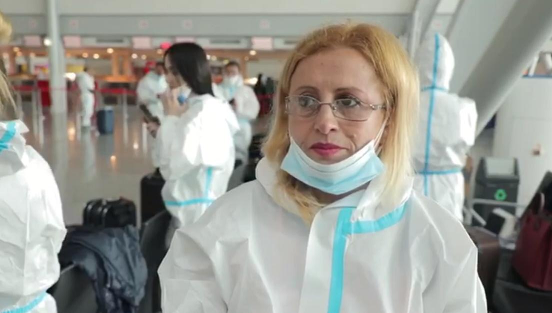 VIDEO/ Në front me Covid-19, infermierët shqiptarë zbulojnë motivin që i nisi drejt Italisë