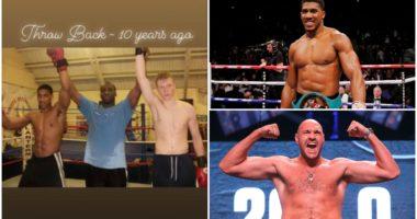 Joshua zbulon prapaskenën: Fury kërkonte rival, i dola kundër për një Rolex