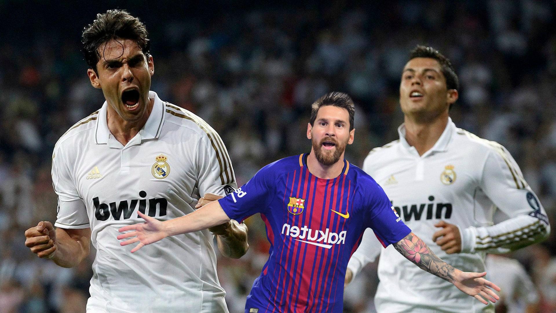 Dueli i yjeve, Kaka: Ronaldo është i jashtëzakonshëm, por zgjedh Messin