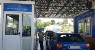 U futën ilegalisht në territorin shqiptar, Policia Kufitare ndëshkon me gjoba dhe kthen 6 shqiptarë në Greqi