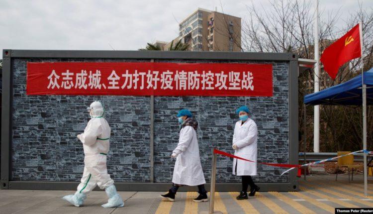 """""""Thoni fjalë të mira"""", zyrtarët gjermanë zbulojnë sesi Kina tenton të manipulojë për koronavirusin"""
