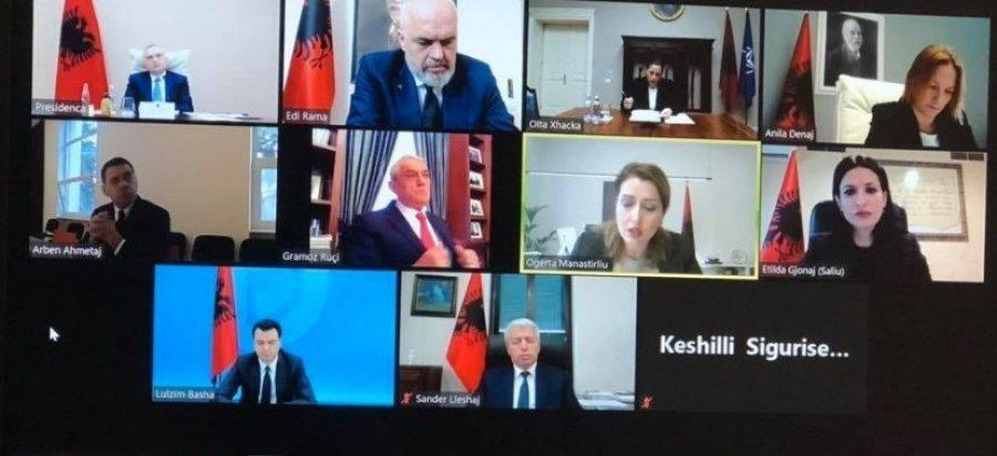 Menaxhimi i situatës së COVID-19, presidenti Ilir Meta mbledh nesër Këshillin e Sigurisë Kombëtare
