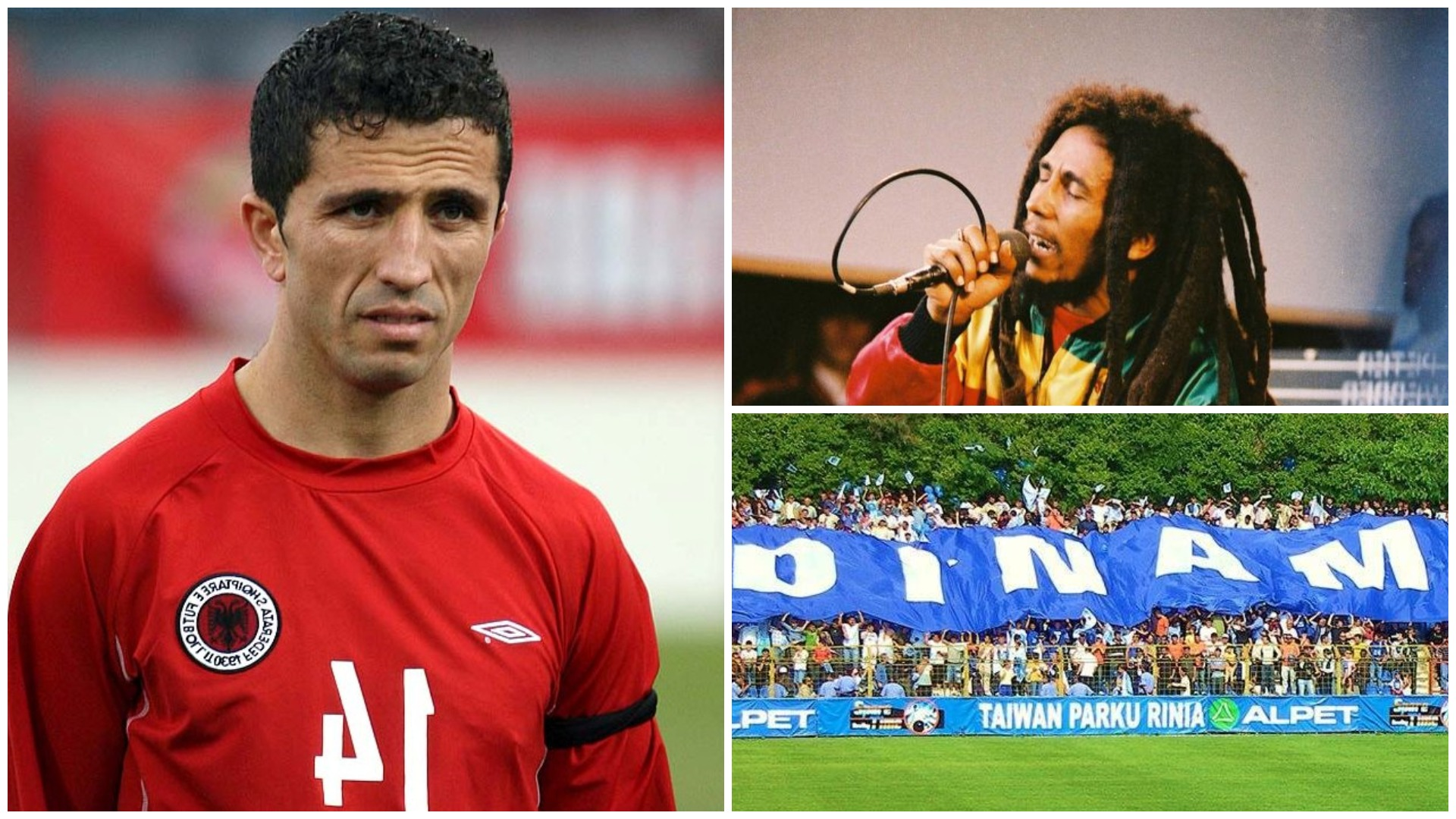"""Bob Marley"" shqiptar: Mund të financoj Dinamon, dihet pse na iku Rashica"
