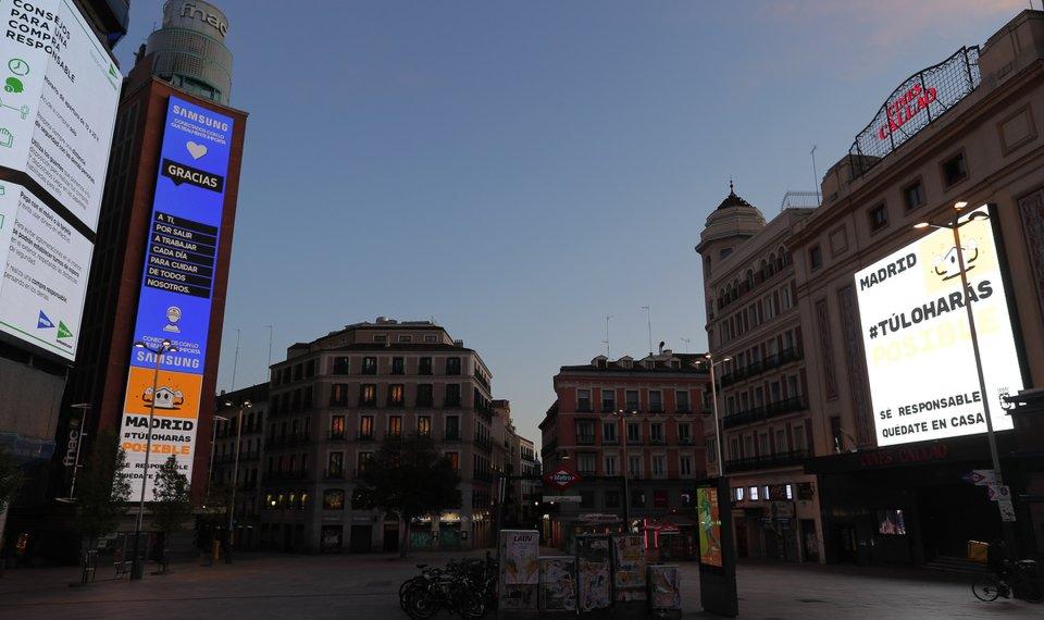Marsi, muaji më i keq në historinë e Spanjës: 900 mijë punëtorë humbën vendet e tyre të punës