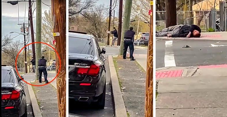 VIDEO / Pamje të rënda, ekzekutohet nga policia shqiptari në SHBA