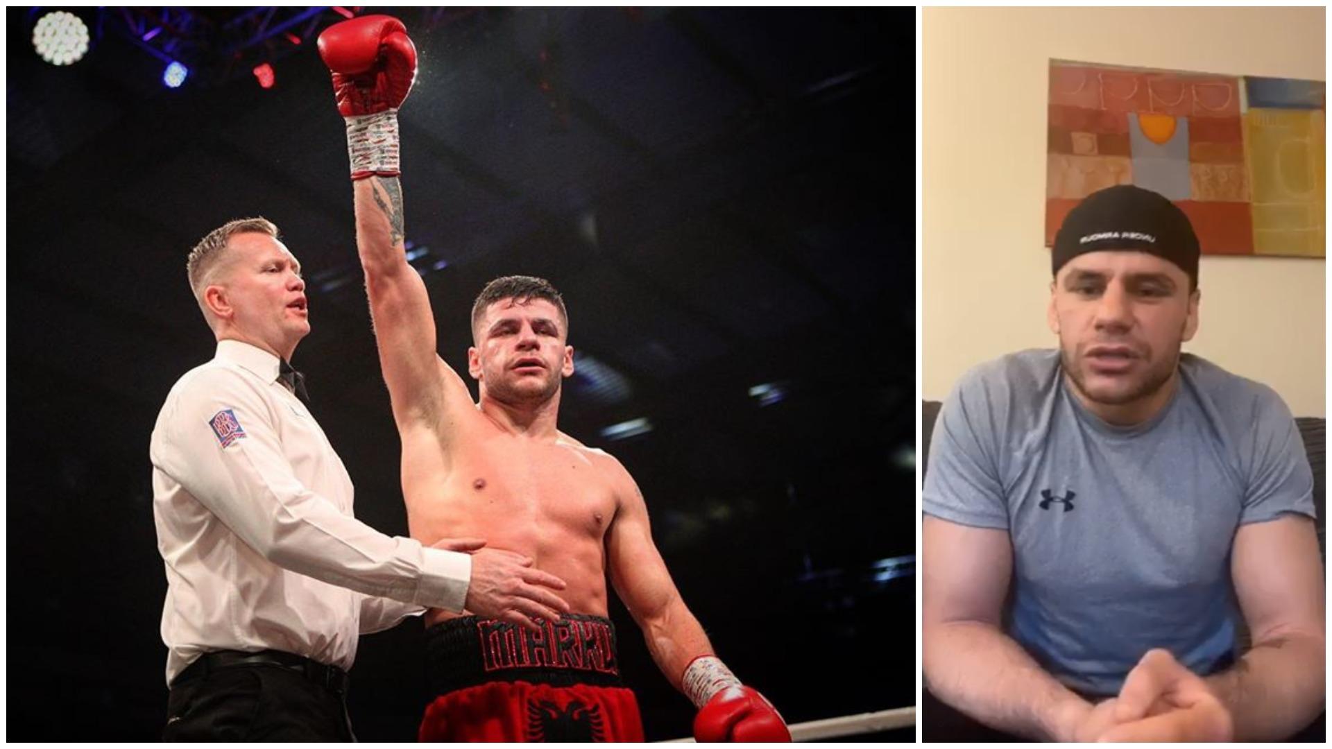 Ëndrra e madhe dhe vendimi për MMA, rrëfehet boksieri Florian Marku