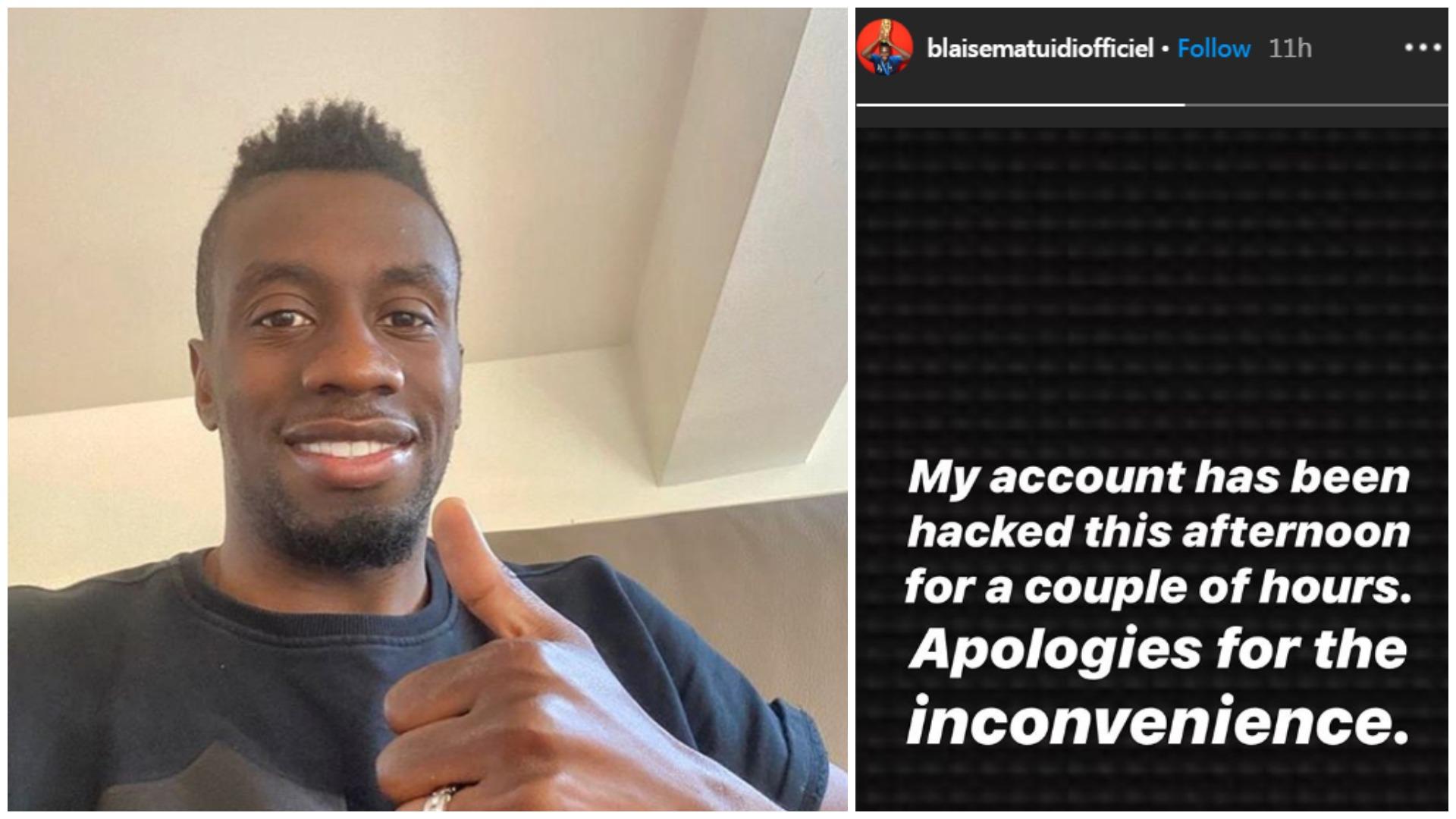 """""""Ishte vetëm për qejf"""", Blaise Matuidi e pëson nga piratët e internetit"""