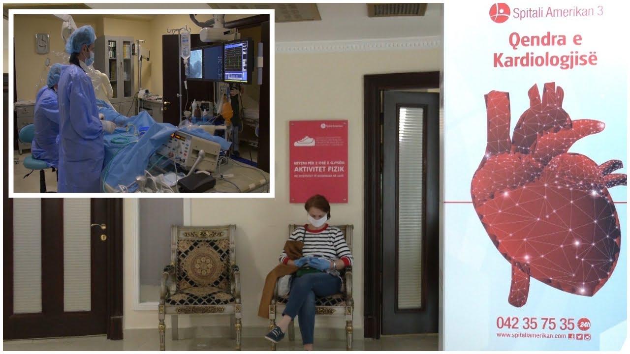 """Qytetarët nuk duhet të neglizhojnë problemet kardiake, Spitali """"Amerikan 3"""" ofron shërbim për të gjithë pacientët"""