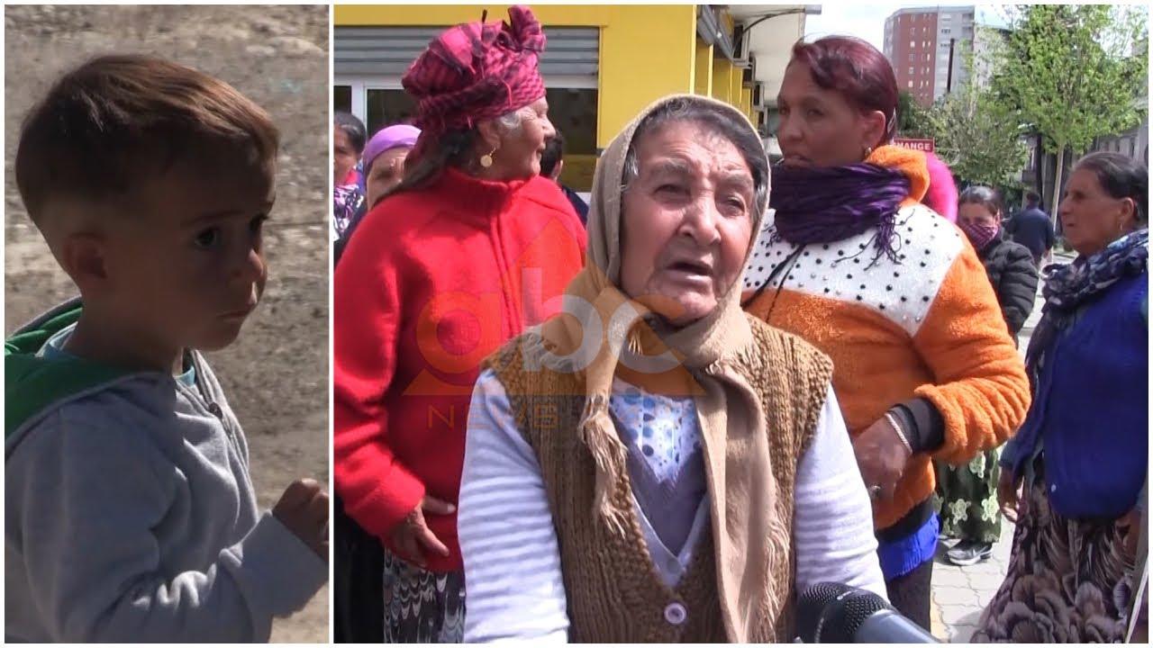 Uria nuk pyet për koronavirus, gratë e komunitetit rom në Elbasan protestë për mbijetesë