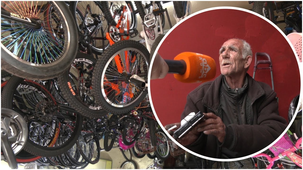 Jeta në tunel e mekanikut të biçikletave: Policia nuk më njeh, këtu është streha ime prej 10 vitesh