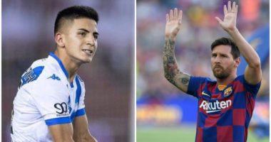 """E BUJSHME: Messi dhe """"Messi i ri"""" tek Interi, e zbulojnë argjentinasit"""