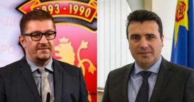 Patën kontakt me një gazetar të infektuar me Covid-19, Zaev dhe Mickoski dalin nga karantina