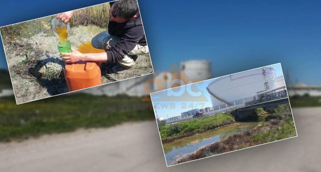 """Tonelata me naftë të """"Gega Oil"""" ndotën Porto Romanon, reagon Agjencia e Mbrojtjes së Mjedisit"""