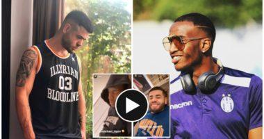 Noizy i poston videon e sikletshme, Ngoo: Sikur kam pirë një shishe raki!