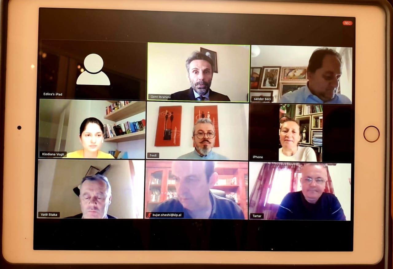 KLP mbledhje online, caktohet drejtuesi i përkohshëm i Prokurorisë së Gjirokastrës