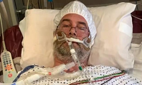 Për 17 ditë në respirator me pak shance mbijetese, 43-vjeçari arrin të shërohet nga koronavirusi