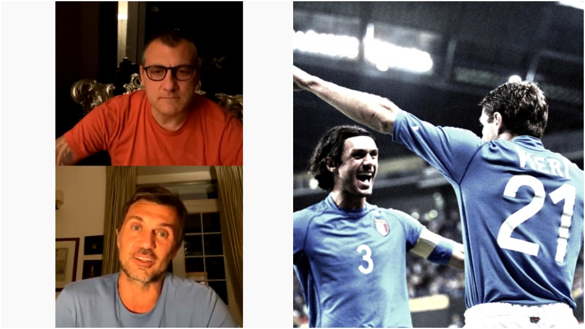 Vieri e zë ngushtë, Maldini: Jam humbësi më i madh në histori!