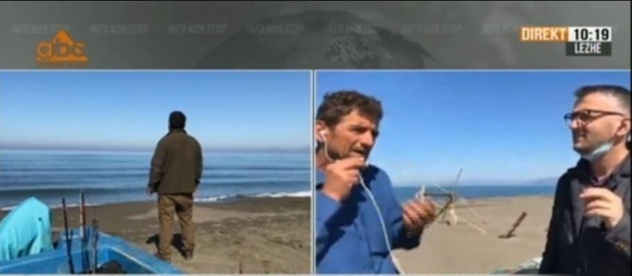 Nuk ka shitje, peshkatarët e Tales në Lezhë mbeten pa punë
