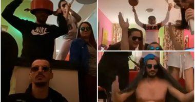 """VIDEO/ Donald Rapo korçar i vërtetë, e djeg me """"Mamicën"""" e famshme"""