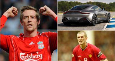 Syze dielli dhe Aston Martin, Crouch: Shikimi i Roy Keane vendosi gjithçka