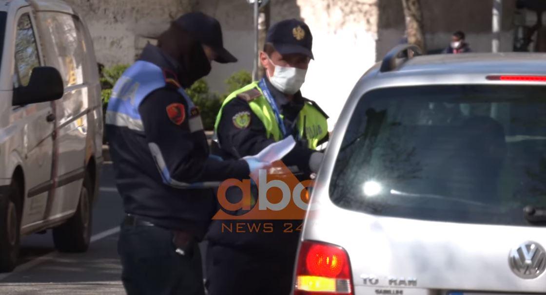 """Iku frika apo policia """"liron dorën""""? Rritet ndjeshëm numri i makinave që lëvizin rrugëve të Tiranës"""