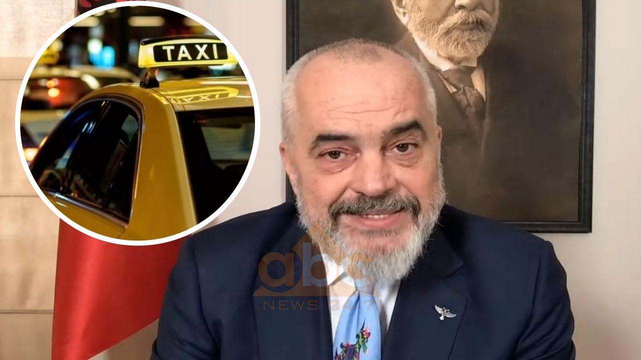 Rama njofton hapjen e shërbimit taksi javën e ardhshme, si do të ulet pasagjeri