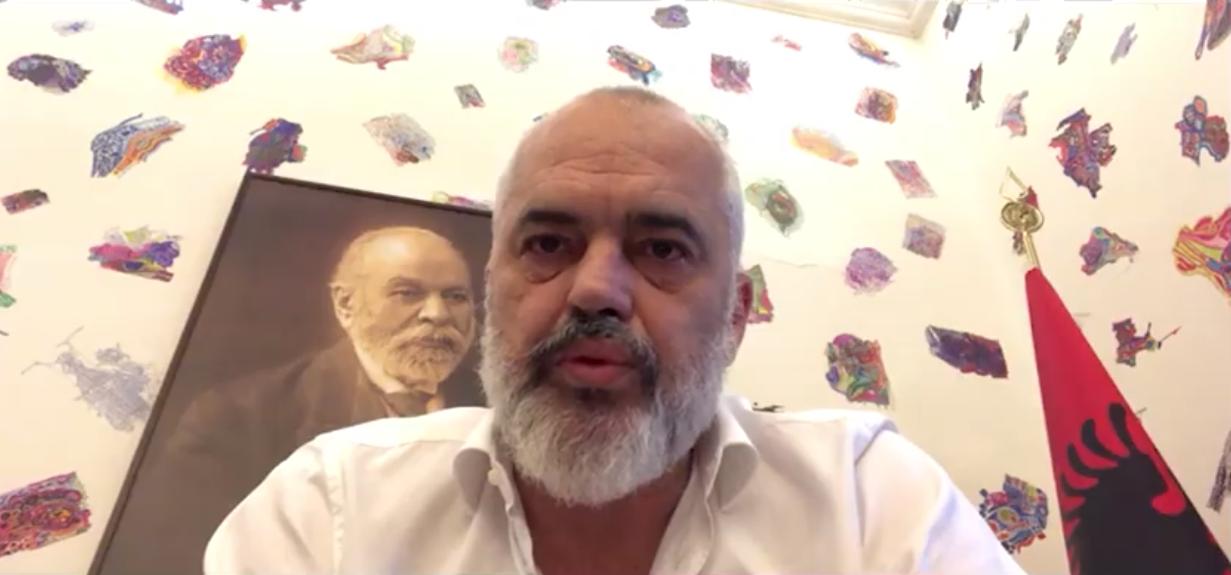 """""""Mirëmëngjes nga unë, Luli dhe shokët e tij"""", Rama u përgjigjet akuzave të PD-së për tenderat"""