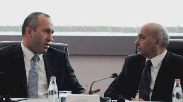 Nisin bisedimet për formimin e qeverisë së re, Isa Mustafa takohet me Ramush Haradinaj