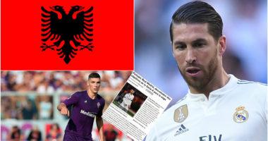BEFASIA: Një shqiptar ose një serb në vend të Ramos, Real Madrid mendohet