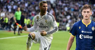 Pasuesi i Sergio Ramos, Don Balon: Real Madrid ka zgjedhur shqiptarin