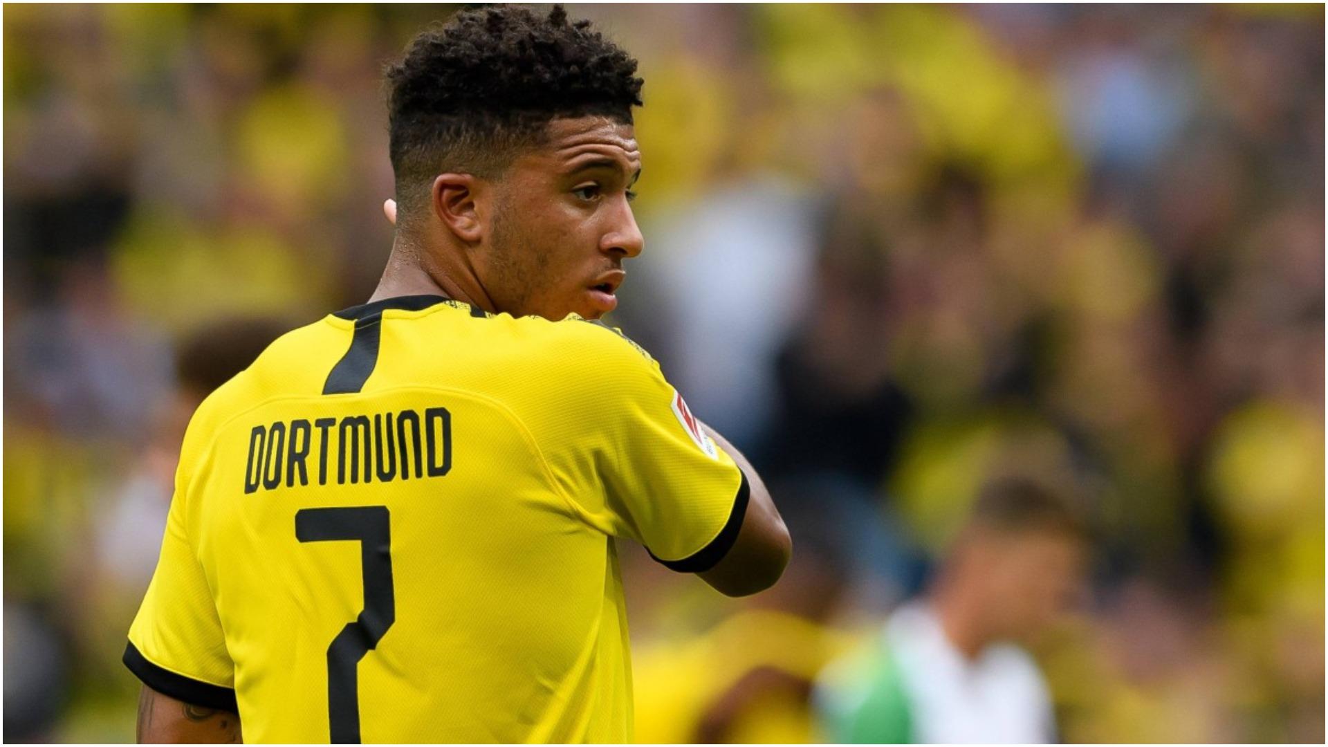 """""""Sancho kërkon sfida të reja"""", 'dorëzohet' drejtori sportiv i Dortmund"""
