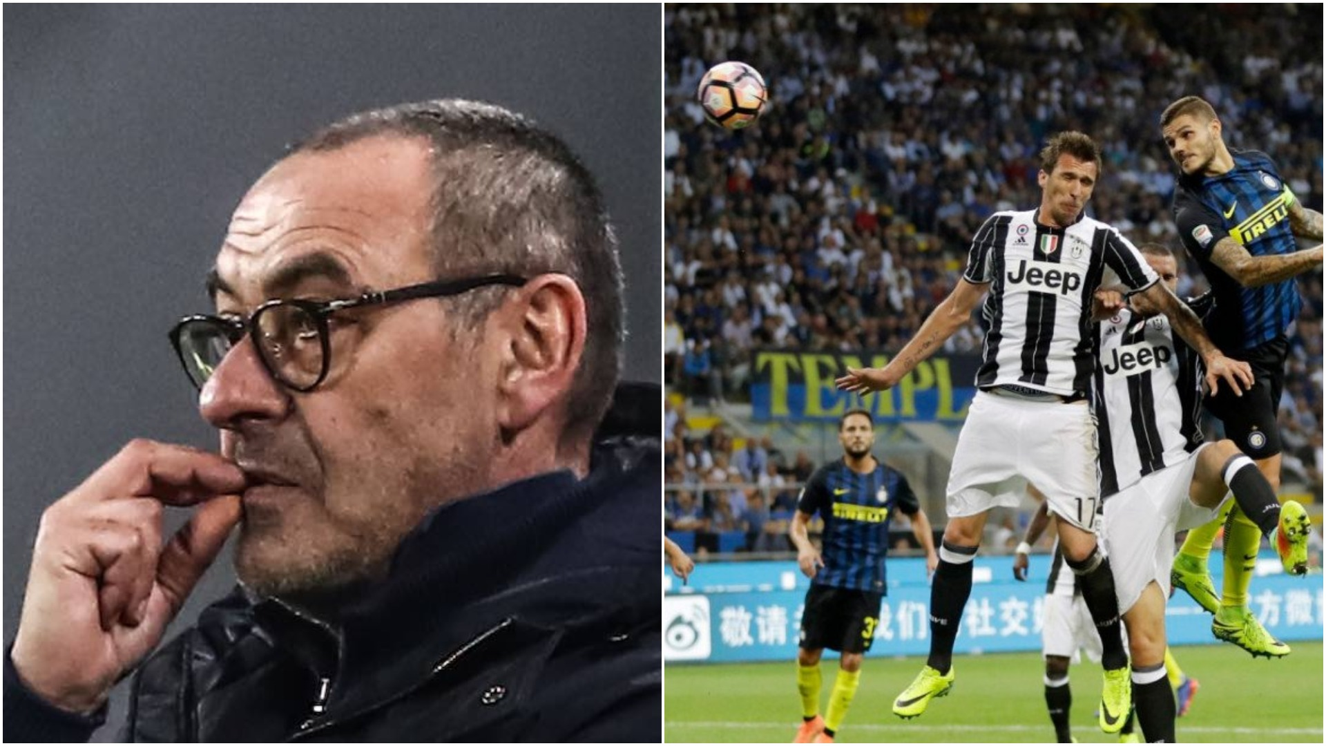 Juventusi harron Icardin, zbulohet dëshira e Sarrit për sulmin
