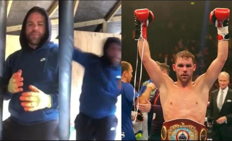 """VIDEO/ """"Ju mësoj unë si ta rrihni gruan"""", pezullohet dhe kërcënohet boksieri britanik"""