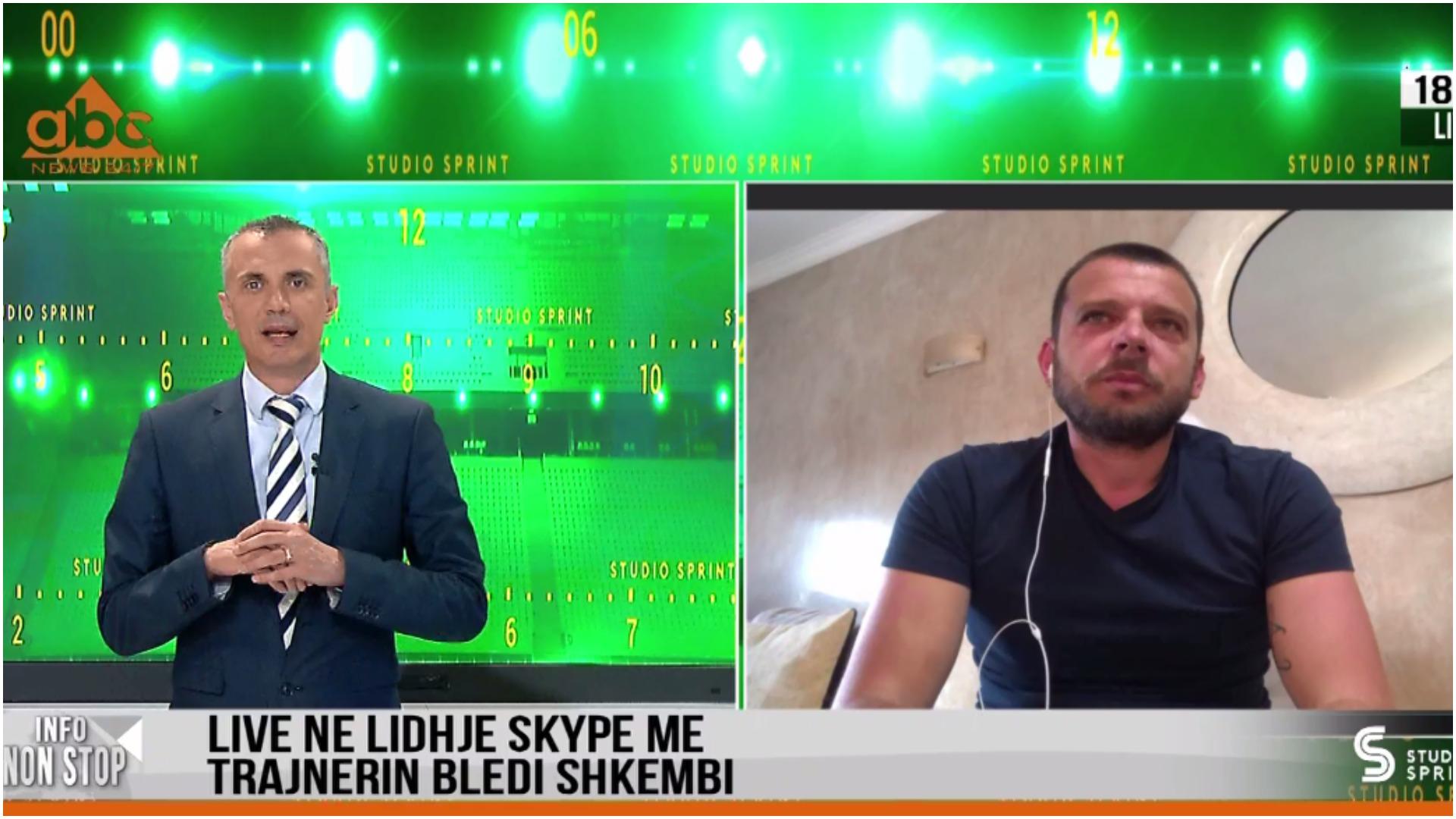 Shkëmbi: Tirana duhet përgëzuar, sezonin tjetër drejtoj në Superiore