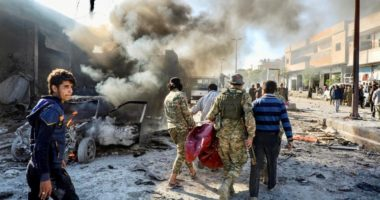 Nuk ndalen sulmet në Siri, dhjetëra të vrarë mes tyre edhe 11 fëmijë