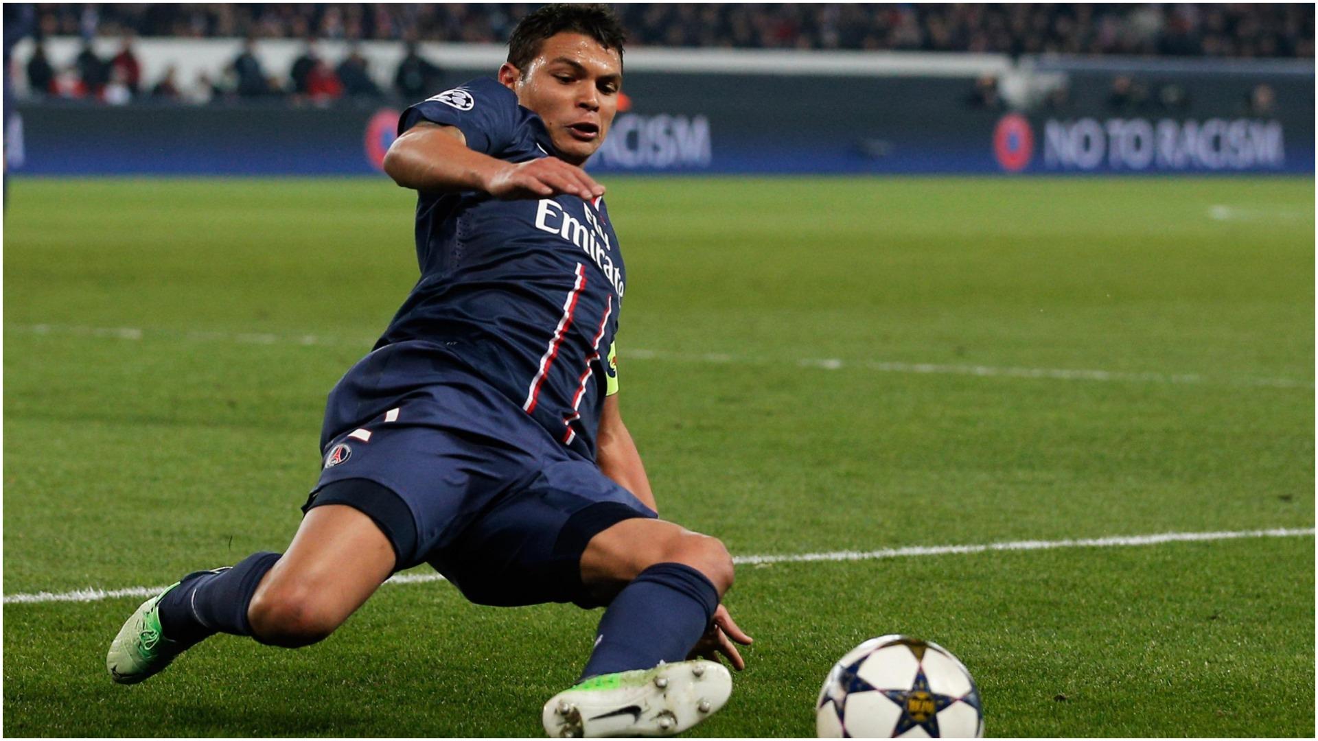 Thiago Silva te Milani? Drejtuesit e PSG-së vendosin për brazilianin