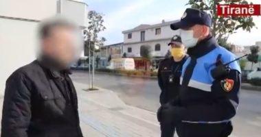 VIDEO/ Ku shkon pa leje? Policia gjobit 263 persona, e pësojnë keq edhe 29 shoferë