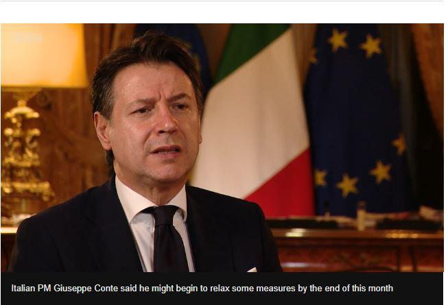 """""""Kombi italian po vuan"""", paralajmëron Conte: BE mund të dështojë për shkak të shpërthimit të COVID-19"""