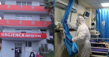 Ndërron jetë 90 vjeçari, viktima e 22 nga koronavirusi në Shqipëri