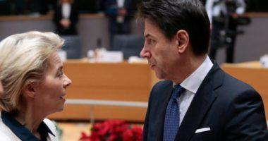 """Ursula von der Leyen i kërkon ndjesë Italisë: """"BE ka ndryshuar, tashmë pranë jush"""""""