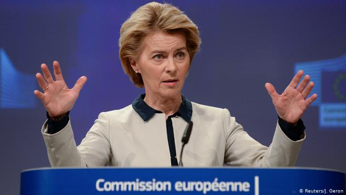 Presidentja e KE: BE-së i duhet një plan Marshall për koronavirusin! Vendet të hapen gradualisht