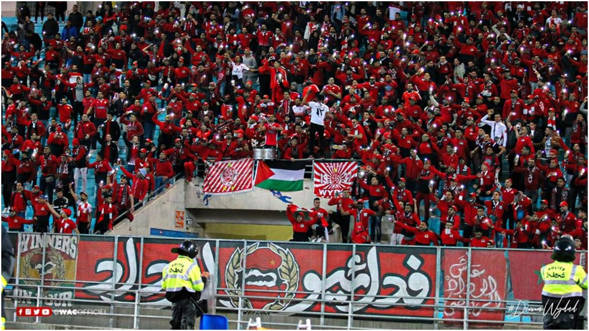 Ndeshje kundër COVID-19, klubi maroken shet 60 mijë bileta