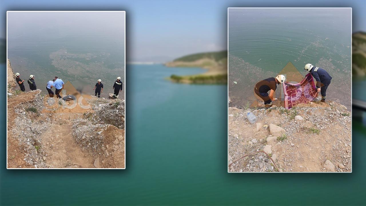 EMRI/ Identifikohet viktima e aksidentit në Gramsh, ra me makinë në liqen