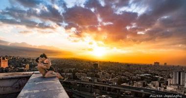 """U puthën mbi """"çatinë e Teheranit"""", çifti iranian arrestohet për veprime të turpshme"""